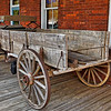 Wiggins General Store Wagon