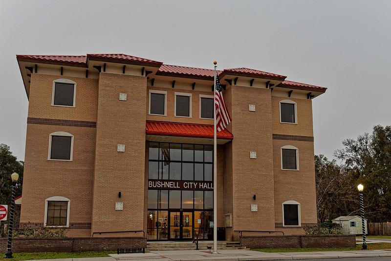Bushnell City Hall