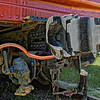 Coupler and Undercarriage of Rail Car