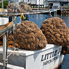 Tarpon Springs Sponge Boat with its Haul