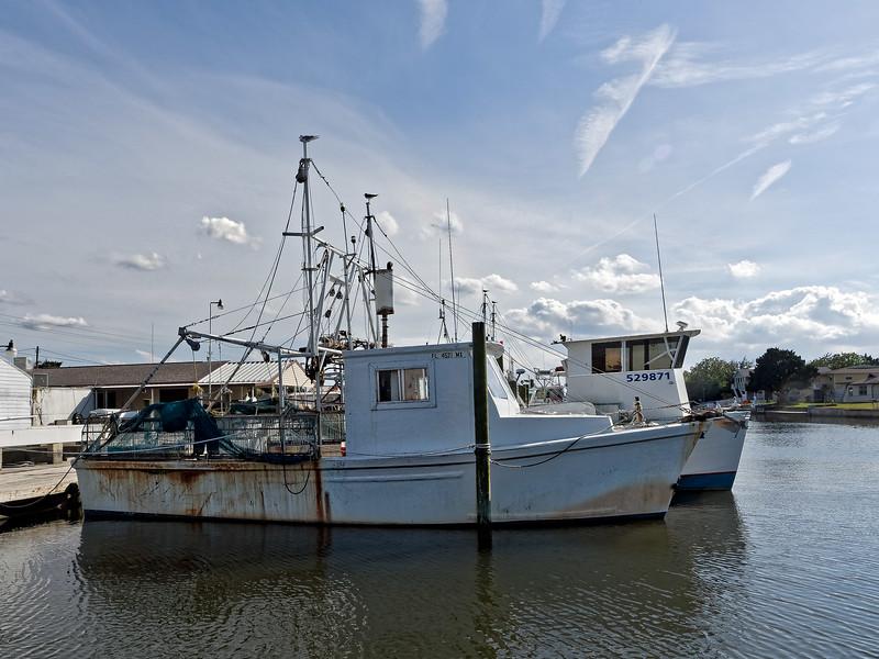 Spring Hill Shrimp Boats