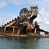 Shipwrecks - Tangalooma, Queensland, Australia