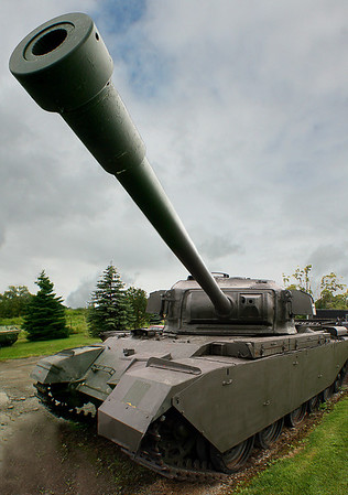 Tanks/Oshawa Military Museum