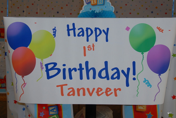 Tanveer Birthday