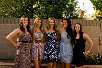 Tanya's Graduation Party 2011