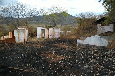 Kurt`s Peace Corp camp Mkomazi NP Tanzania 2014 07 01.JPG