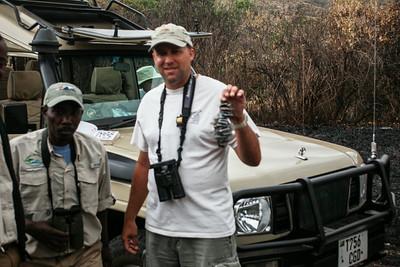 Kurt  Rama  Mkomazi NP Tanzania 2014 07 01.JPG