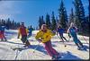 Jean Ski Week 1