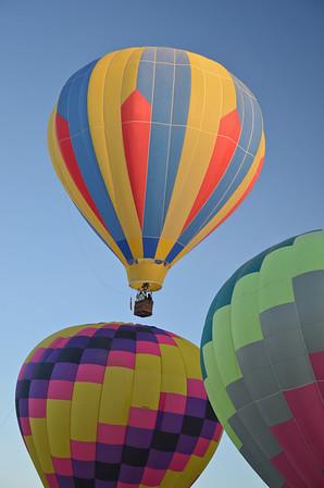 Taos Balloon Festival 2012