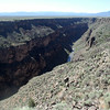 Rio Grande River gorge near Taos