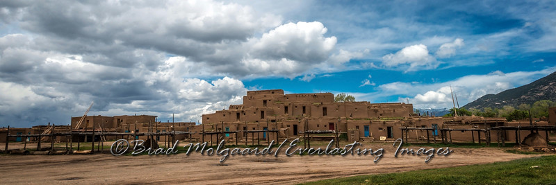 Hlauuma (North House)-Taos Pueblo, New Mexico
