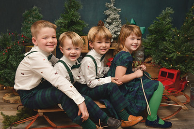 Tara, Christopher, Ben & Timothy