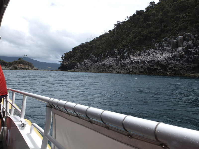 Bruny Is. Pennicotts Cruise