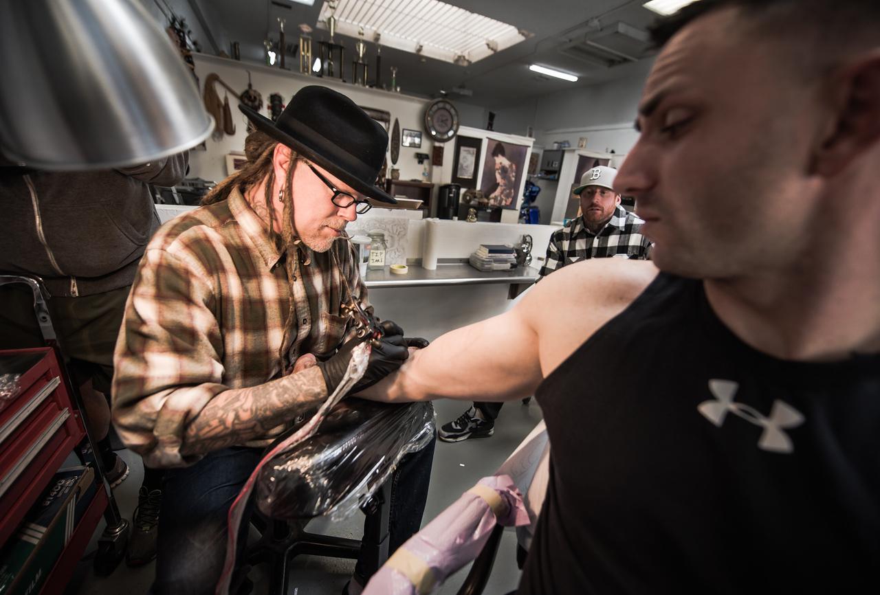 Big City Tattoo - San Diego, Calif.