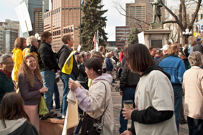 Denver Tea Party - 03/31/2010