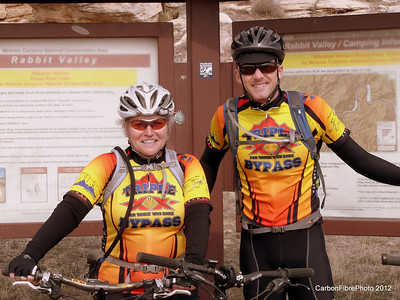 Team Evergreen Board West Rim Ride