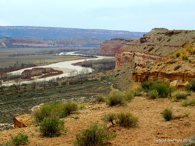 The Colorado River.