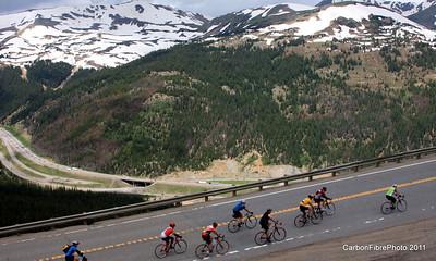 Ascent, Loveland Pass