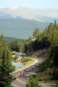 The descent to Idaho Springs.