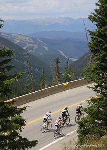 The Ramp, West Loveland Pass.