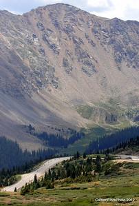 Descent, Loveland Pass