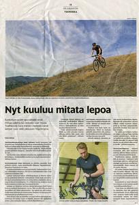 Helsingin Sanomat 1/12/2014