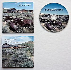Lost Captains CD
