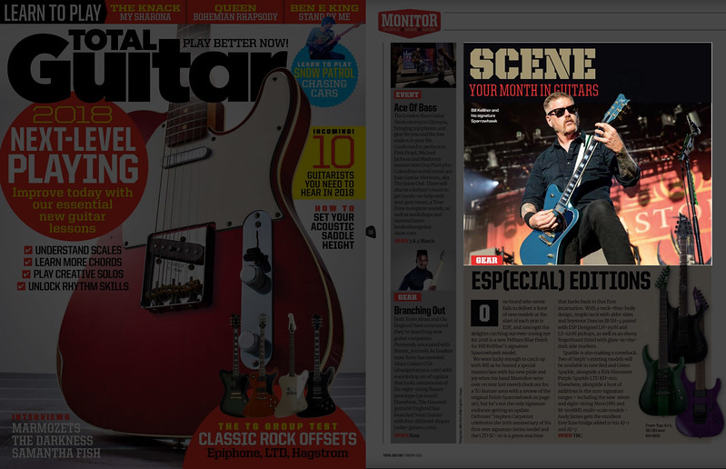 Total Guitar 302