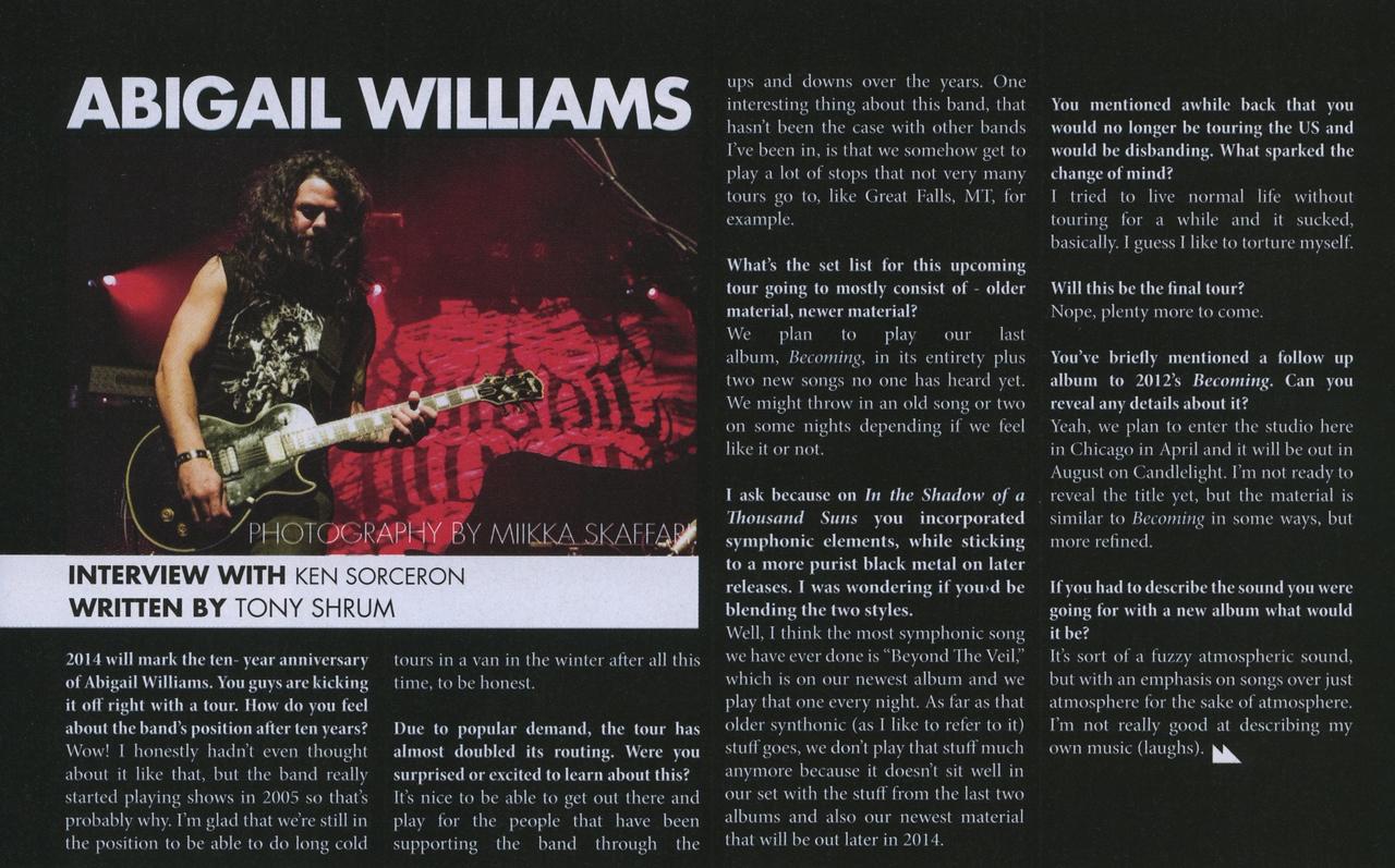 New Noise Magazine 7