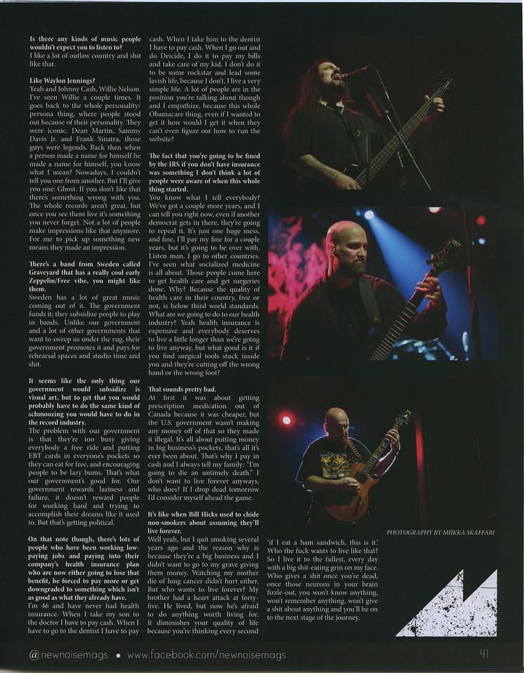 New Noise Magazine 6