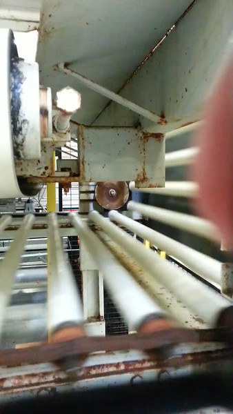 Steel Pulley Stopped