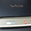 Vaio-X (1.86ghz, 2GBRam, 128GbSSD) in a real world 4 hours battery life