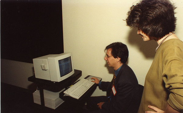 Cruising the Electronic Highways: A Librarian's Internet-1991
