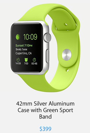 2015 04-10 Apple Watch