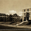 Techwood in the 1930s.  Not much different from Techwood when I was there, except that by 1970 the trees were bigger.