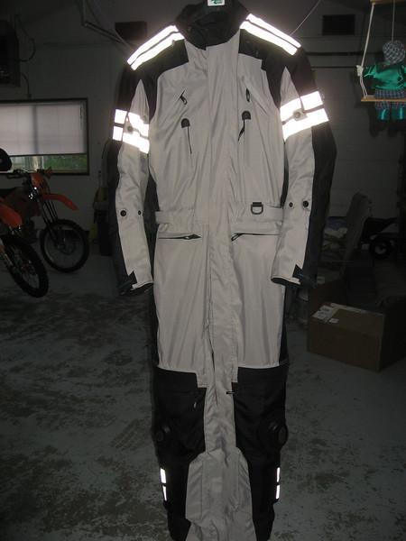 Teiz Motorsports Suit