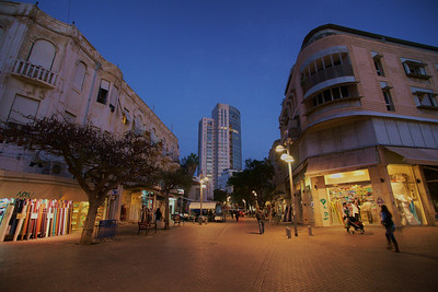 Tel Aviv Jaffa Israel travel with Sony A850 high resolution photography