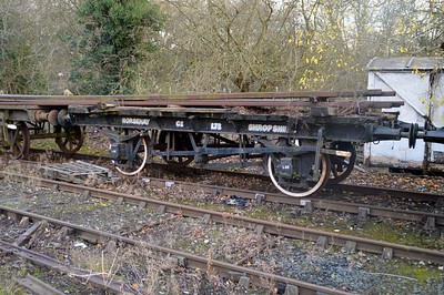Unknown LNER 4w Flat    28/11/15