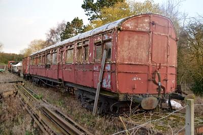 W38W GWR Autotrailer    28/11/15