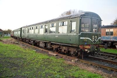 Class 104 DMU 50479 DMBS   28/11/19