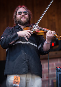 Day two of the 40th Annual Telluride Bluegrass festival included  performances from Sarah Jarosz, Lake Street Dive, Tim O'Brian, Trampled By Turtles, Peter Rowan's Twang an' Groove, Punch Brothers, The String Cheese Incident, Masters of Bluegrass and Dispatch. Photos by Dylan Langlille, heyreverb.com.