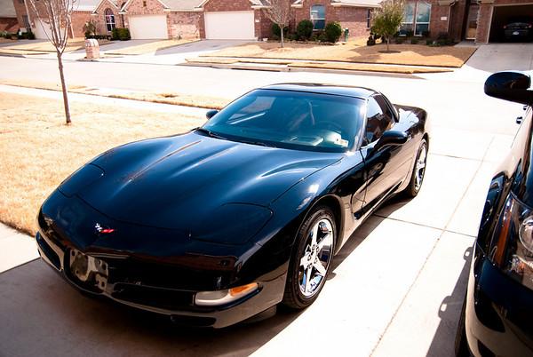 2004 C5 Corvette