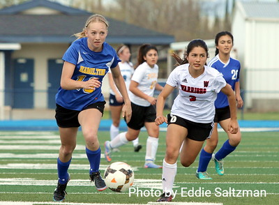 Northern Section Soccer Showcase Girls All Star Game ( 3/25/2017)