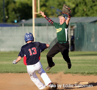 Paradise Little League (Baseball) District 47 All Stars 2016