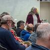 """She spoke in terms that the County Commissioners' primary responsibilities are to """"Deep Creek Lake residents"""""""