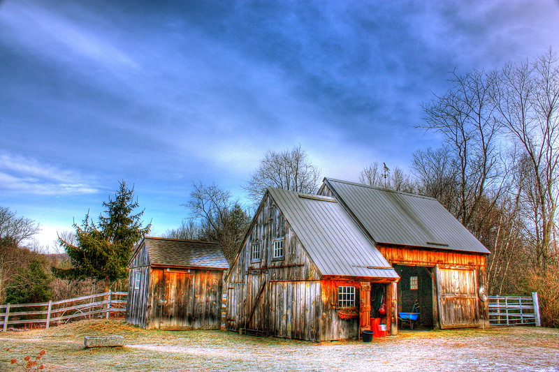 Temple Brook Farm, Monson, Ma.  -- click image for larger view