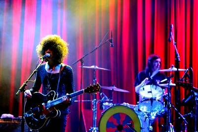 Temples and Wampire perform at the Fox Theatre in Boulder on Oct. 1, 2014. Photos by Michael McGrath, heyreverb.com.