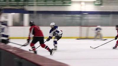 1 Mark skating shift