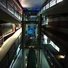 Multi level building in the Aquarium