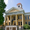 Blount County Tennessee Court House and WWII Memorial